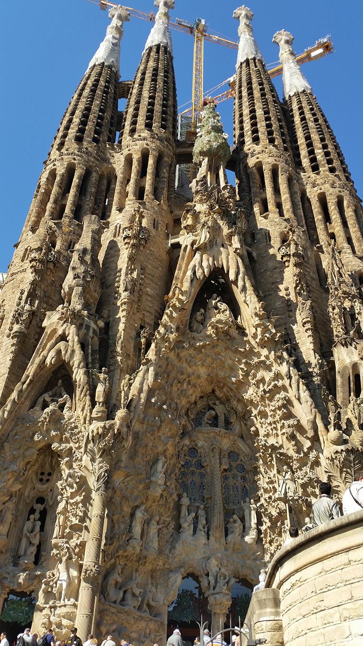 BarcelonaSagrada